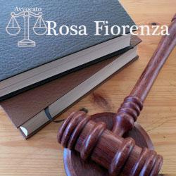 Avvocato Rosa Fiorenza