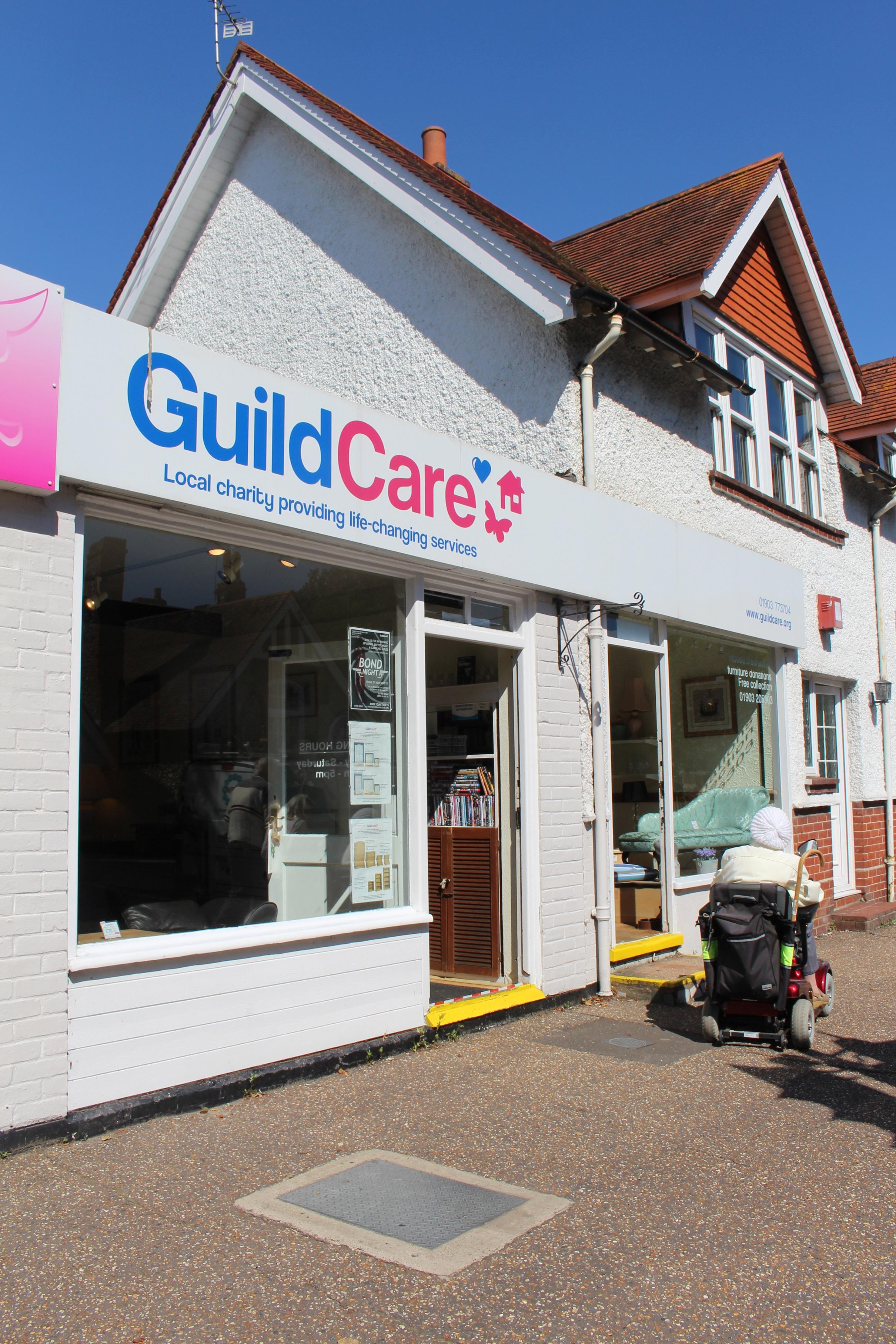 Guild Care - Rustington Charity Shop