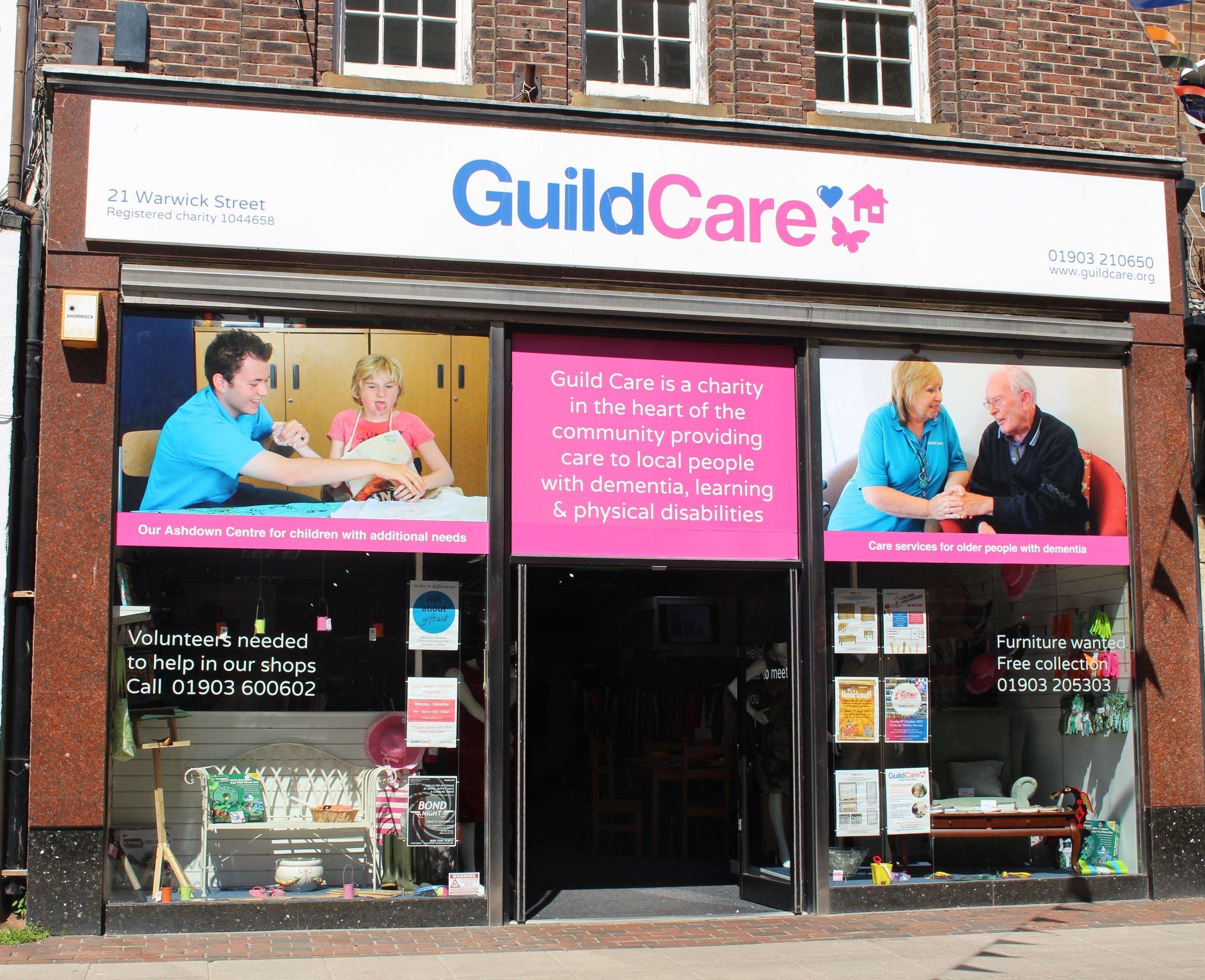Guild Care - Warwick Street