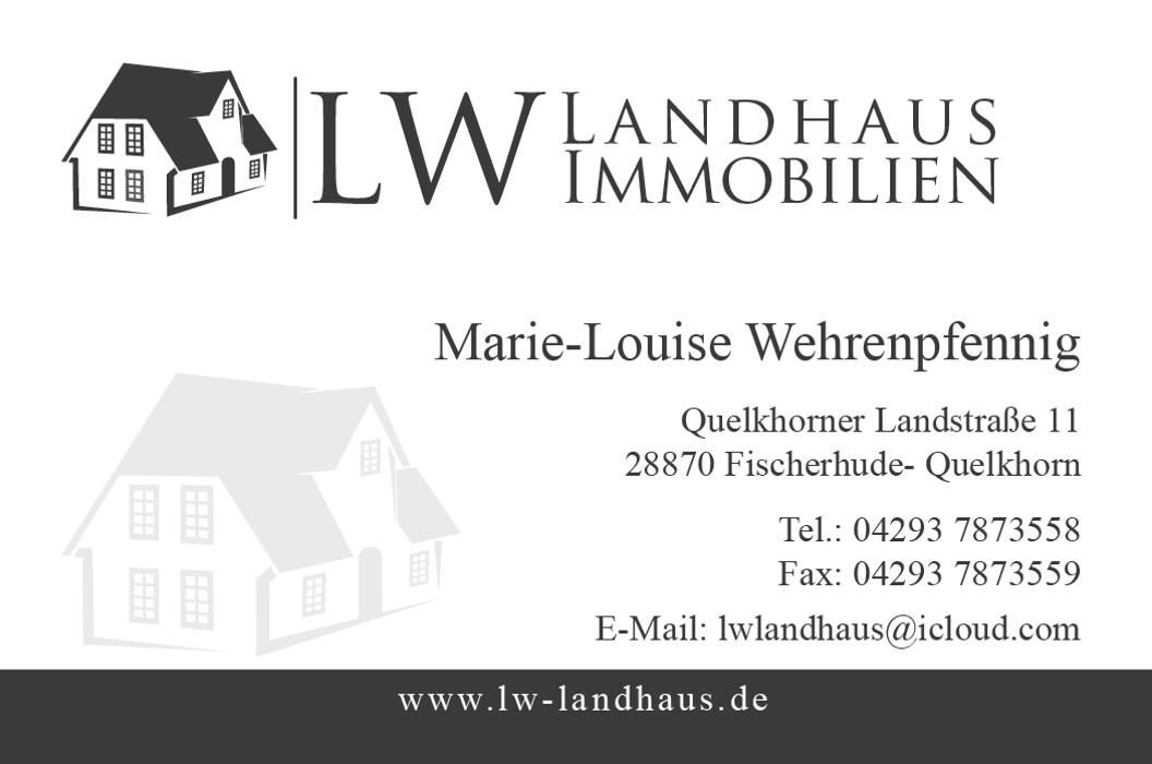 Bild zu LW Landhaus Immobilien in Ottersberg