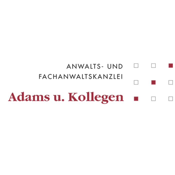 Bild zu Anwalts-/Fachanwaltskanzlei Adams u. Kollegen in Trier
