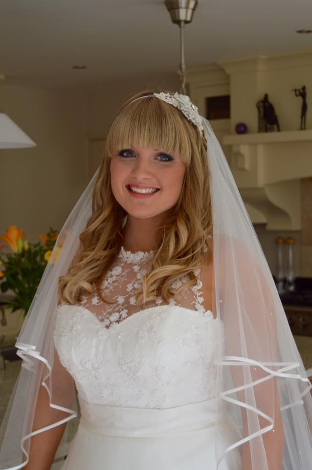 Montgomery Bridal Hair