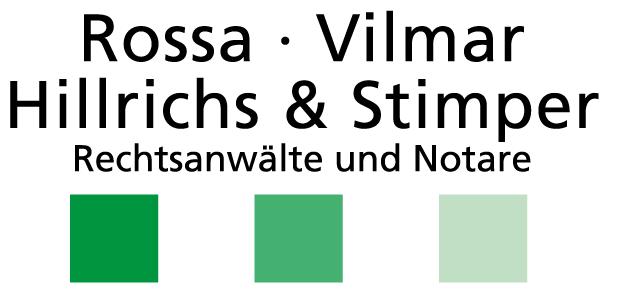 Rossa · Vilmar · Hillrichs & Stimper Rechtsanwälte und Notare