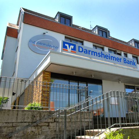 Vereinigte Volksbank eG - Filiale Darmsheim