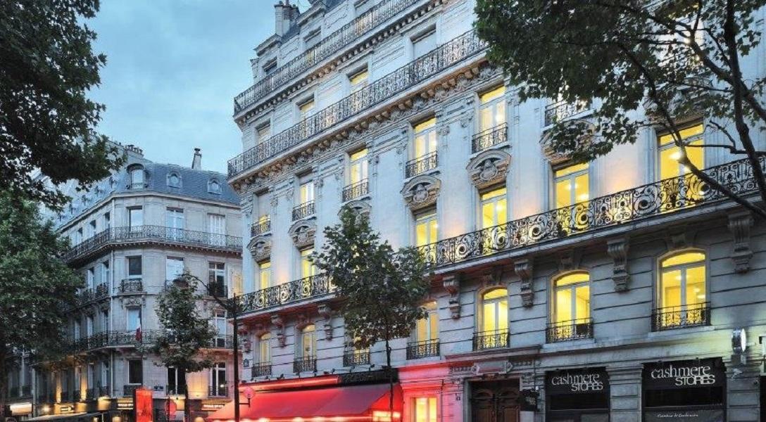 BURO Club Paris Rond-Point des Champs Elysées