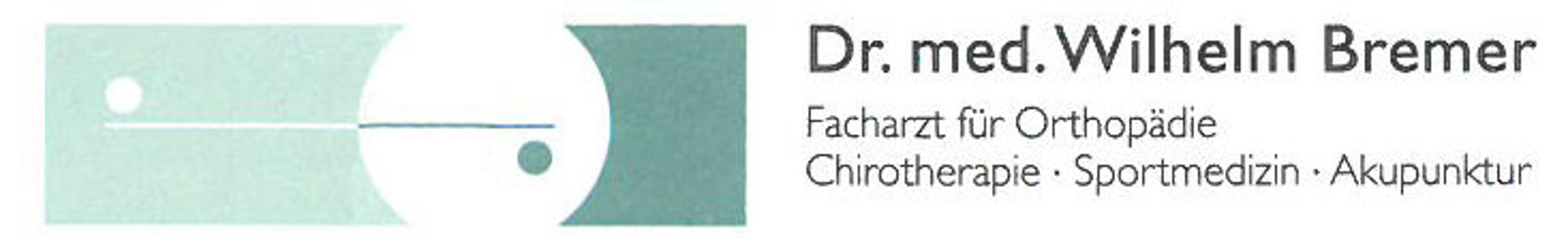 Bild zu Dr. med. Wilhelm Bremer Facharzt für Orthopädie in Bad Soden am Taunus