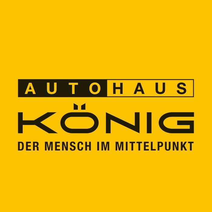 Logo von Autohaus König Kahla