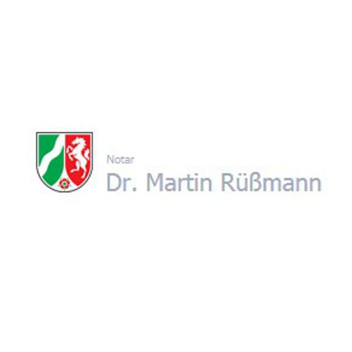 Bild zu Dr. Martin Rüßmann Notar in Köln