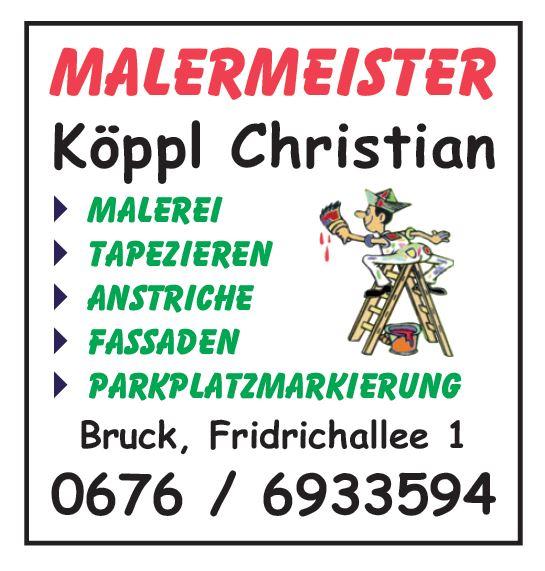 Malermeister Köppl Christian