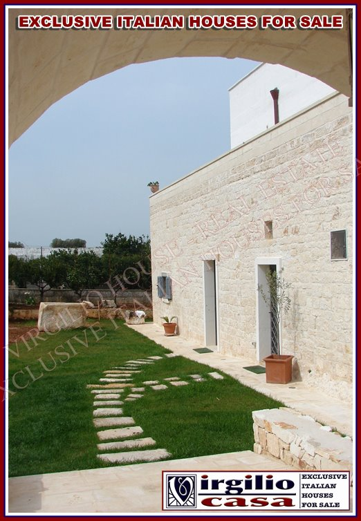 Virgilio house immobiliare Ostuni