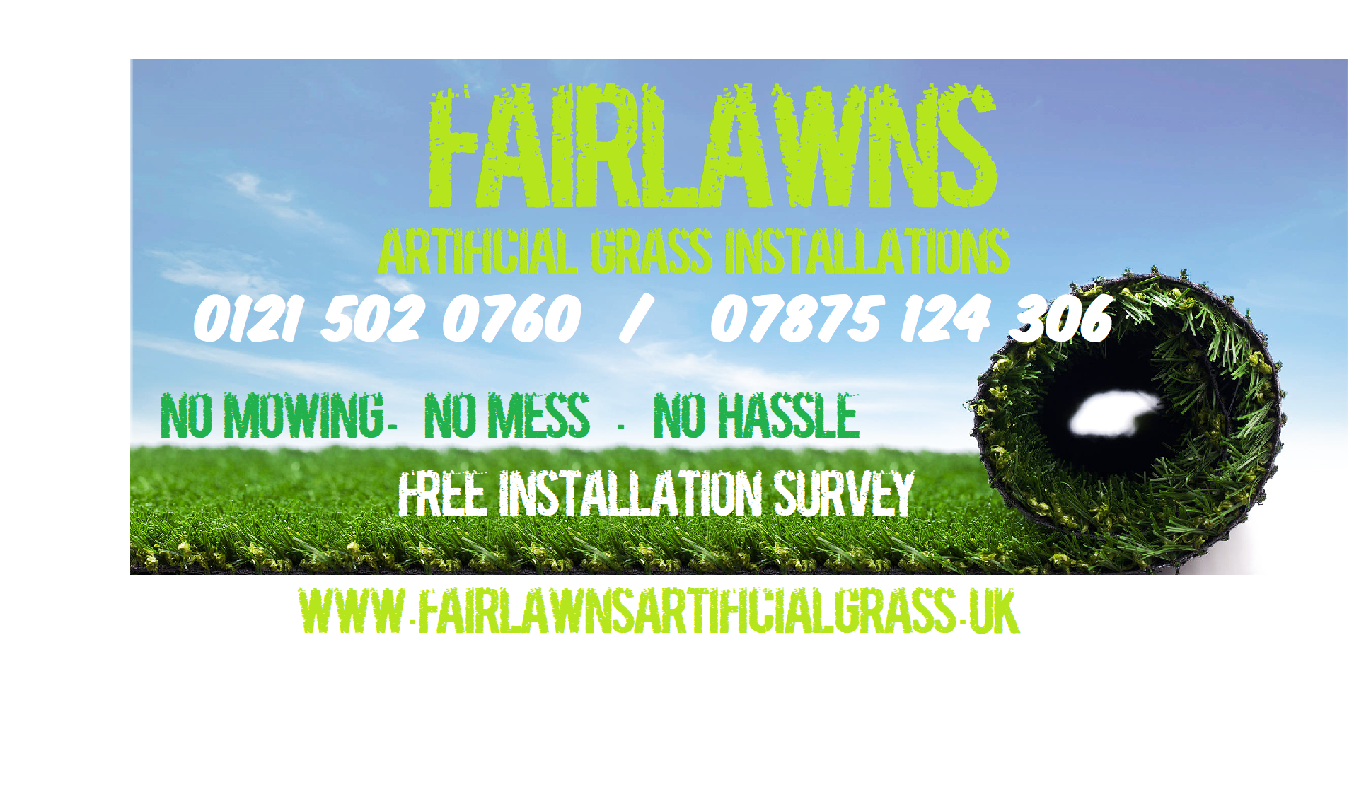 Fairlawns Artificial Grass