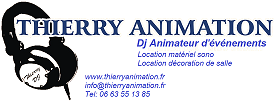 Thierry Animation