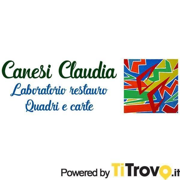 Restauro dal 1950 Canesi Claudia