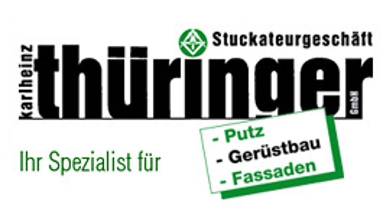 Bild zu Karlheinz Thüringer GmbH - Stuckateurgeschäft in Grafenberg in Württemberg