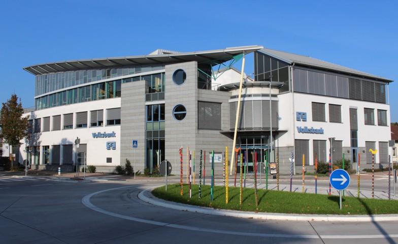VBU Volksbank im Unterland eG - Hauptstelle Brackenheim