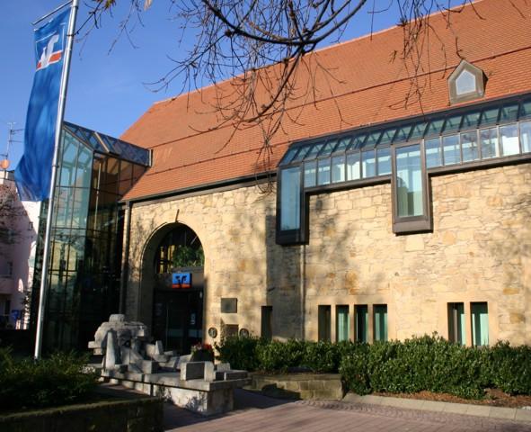 VBU Volksbank im Unterland eG - Hauptstelle Güglingen