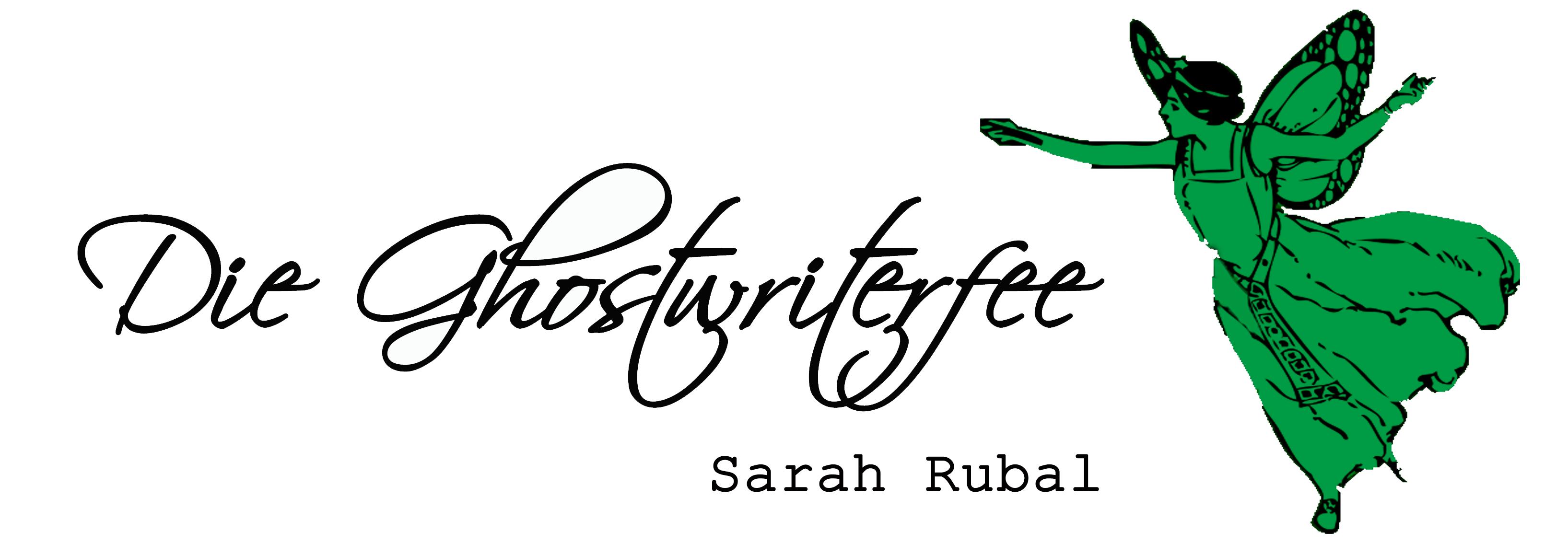 Die Ghostwriterfee Sarah Rubal