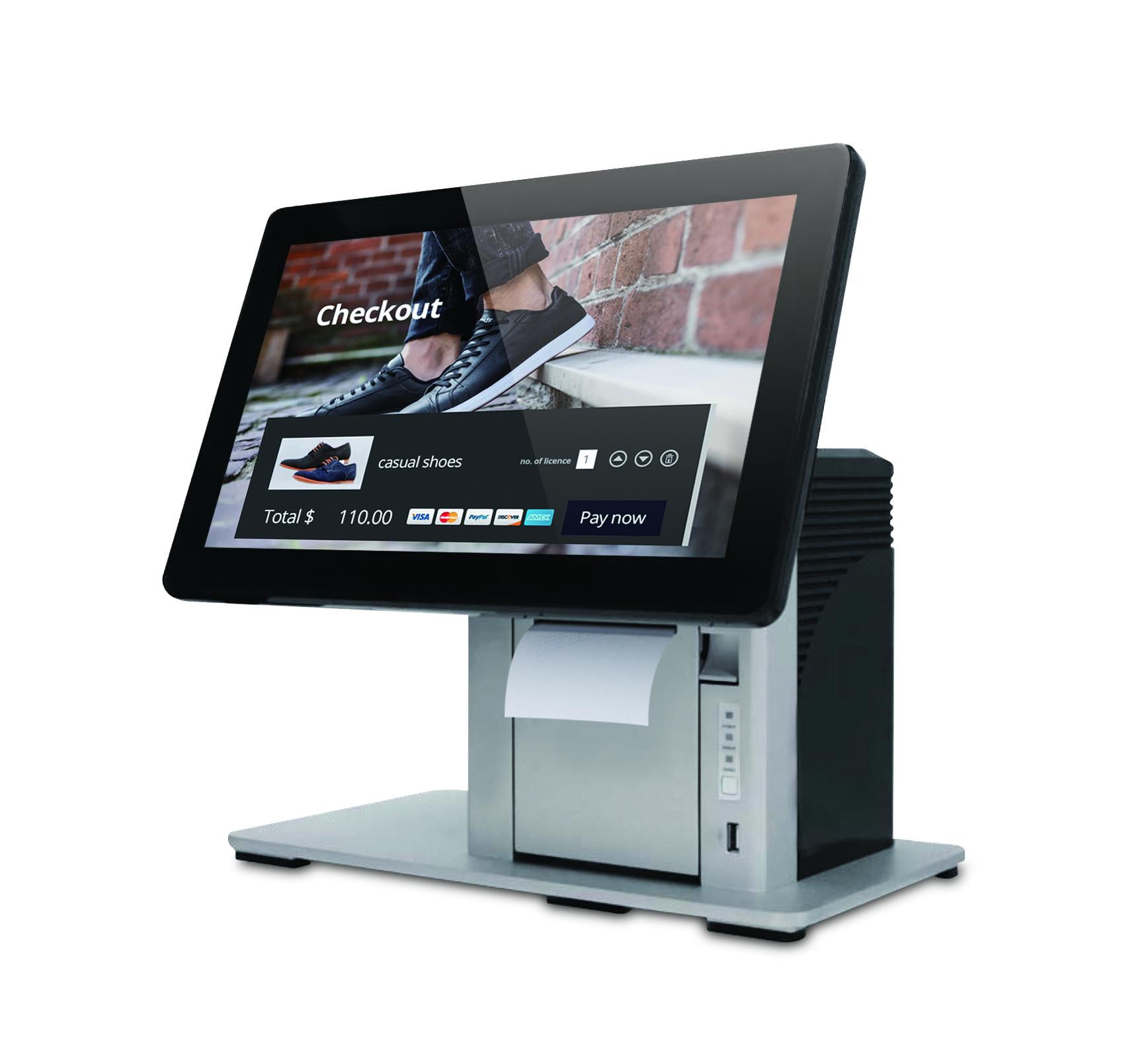 Computer & Kassensysteme für Friseure - Gastronomie - Einzelhandel