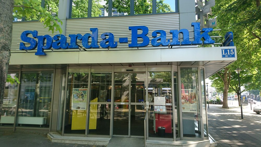 Sparda-Bank Baden-Württemberg Filiale Mannheim