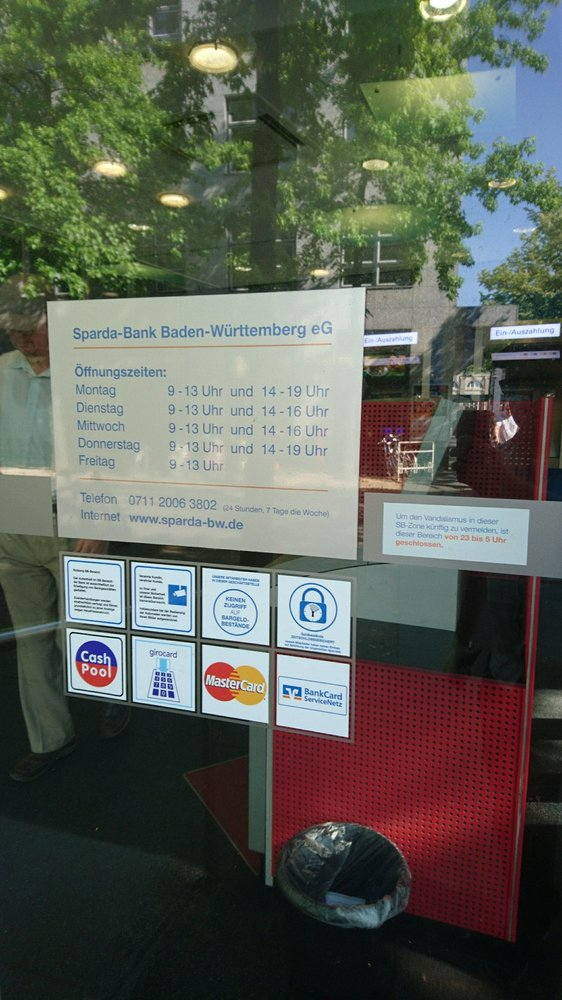 sparda bank baden w rttemberg filiale mannheim in 68161 mannheim. Black Bedroom Furniture Sets. Home Design Ideas