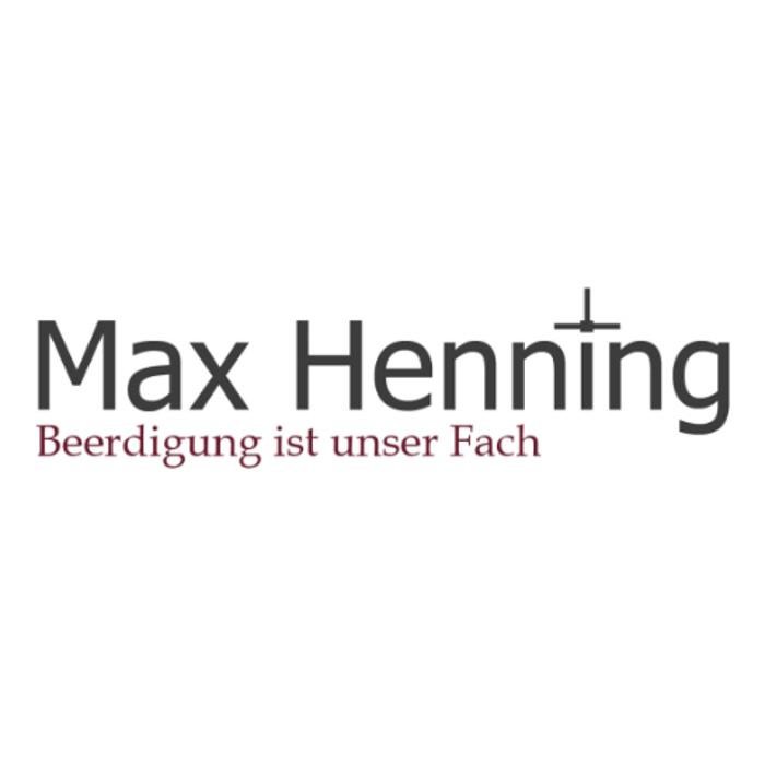 Bild zu Max Henning Beerdigungsfachgeschäft in Remscheid