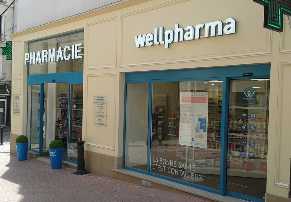 Pharmacie wellpharma | Pharmacie Guibourdenche