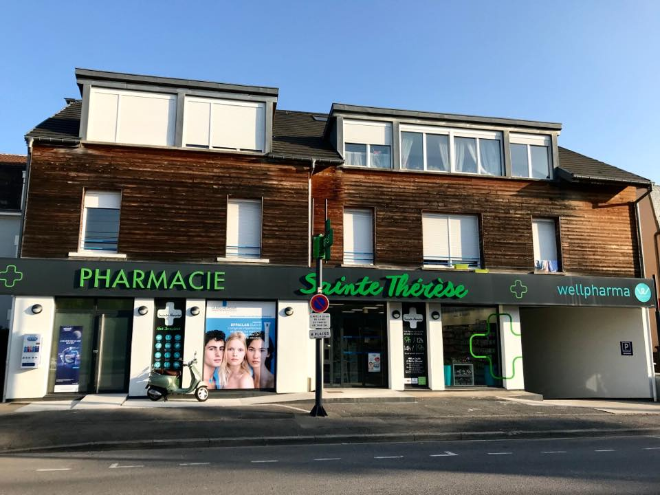 Pharmacie wellpharma | Pharmacie Sainte Thérèse Ghanem Loubet