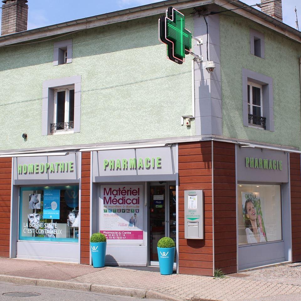 pharmacie wellpharma pharmacie les mirabelles blainville sur l 39 eau 54360 rue du marechal. Black Bedroom Furniture Sets. Home Design Ideas
