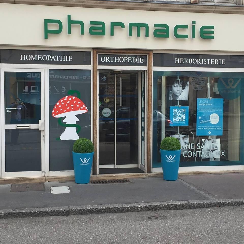 Pharmacie wellpharma | Pharmacie De La Basilique