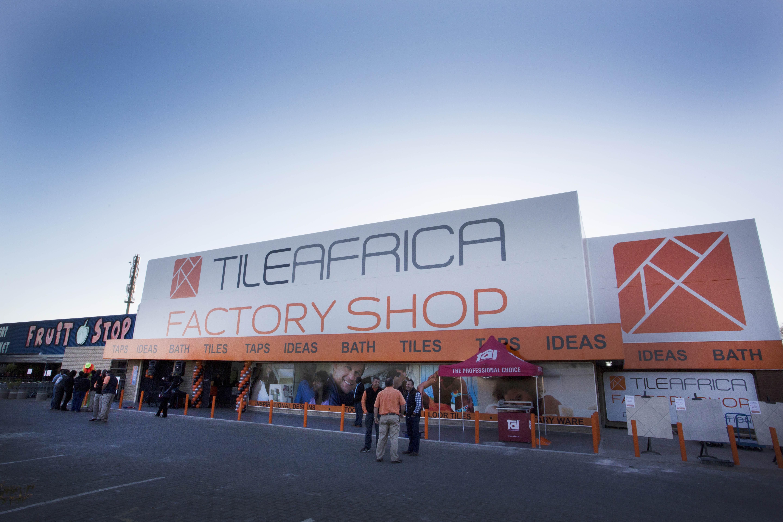 Tile Africa Silverton