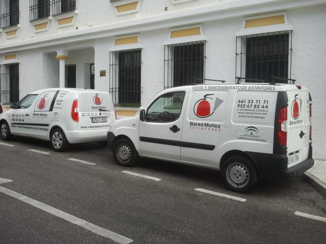 Extintores Barea Muñoz