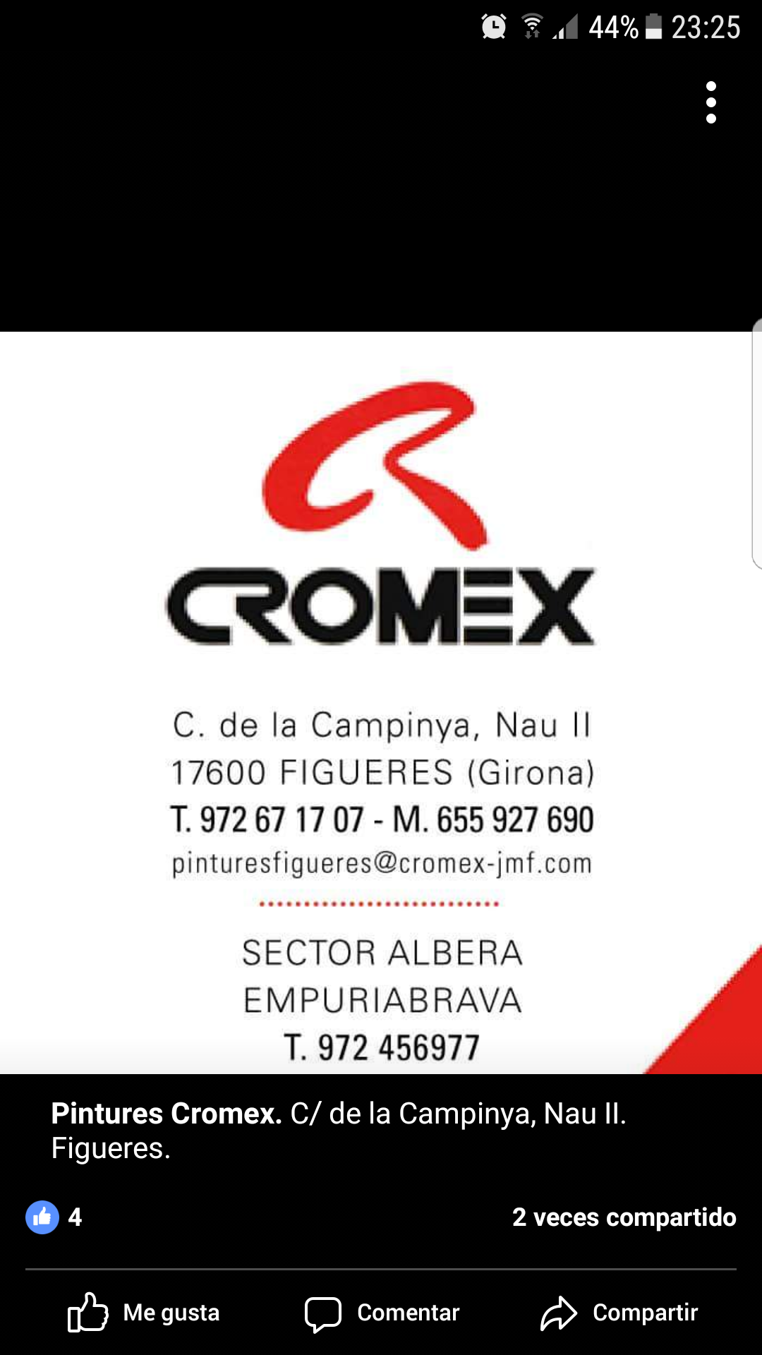 CROMEX PINTURES