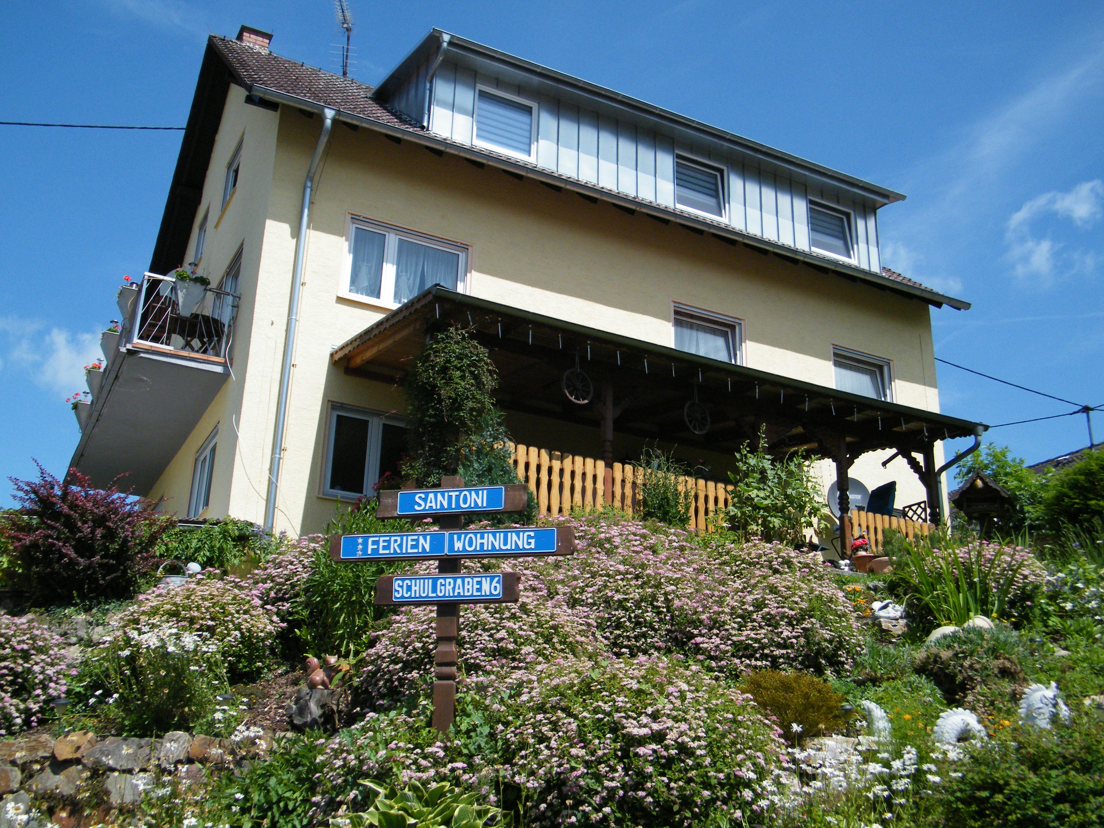 Appartement Ferienwohnung Santoni