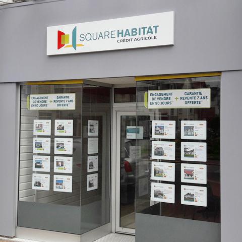 Square Habitat Berck-sur-Mer
