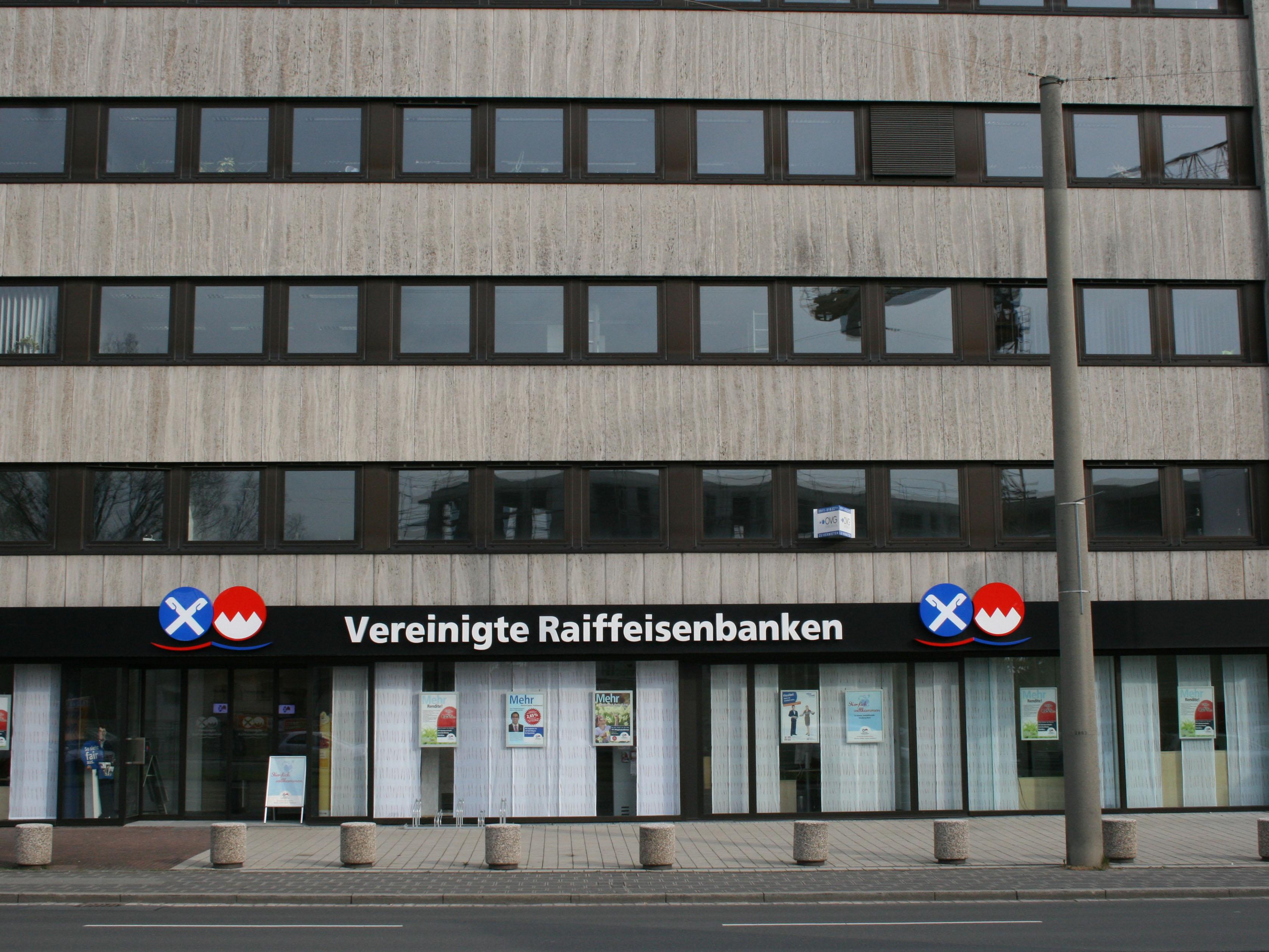 Foto de Vereinigte Raiffeisenbanken - Geschäftsstelle Nürnberg-Nord