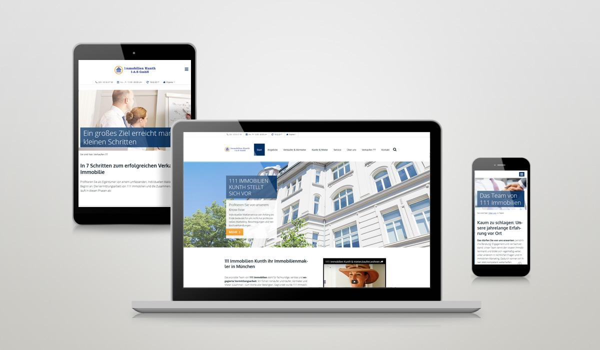 111 Immobilien Kunth I-A-S GmbH