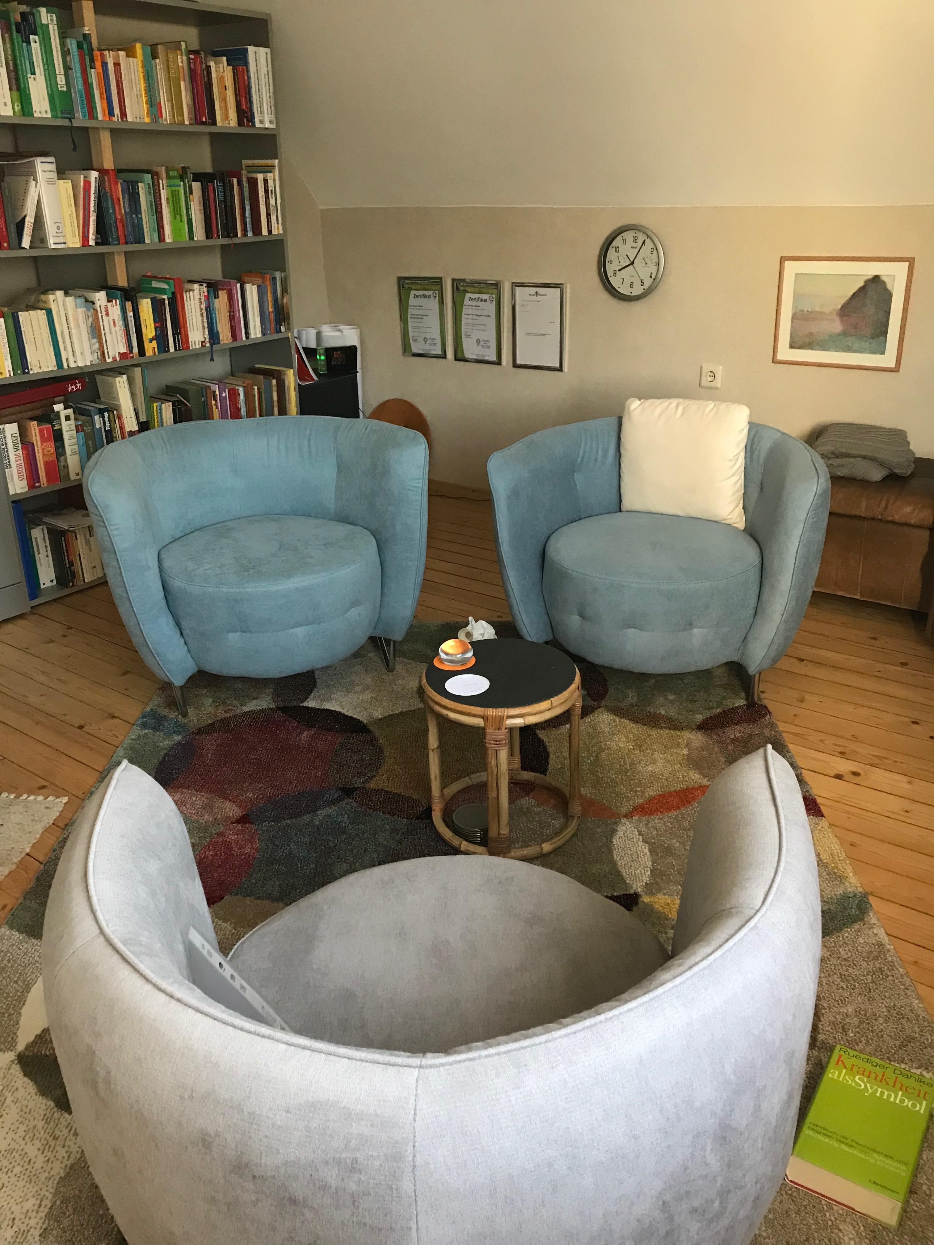 Heilpraktikerin für Psychotherapie