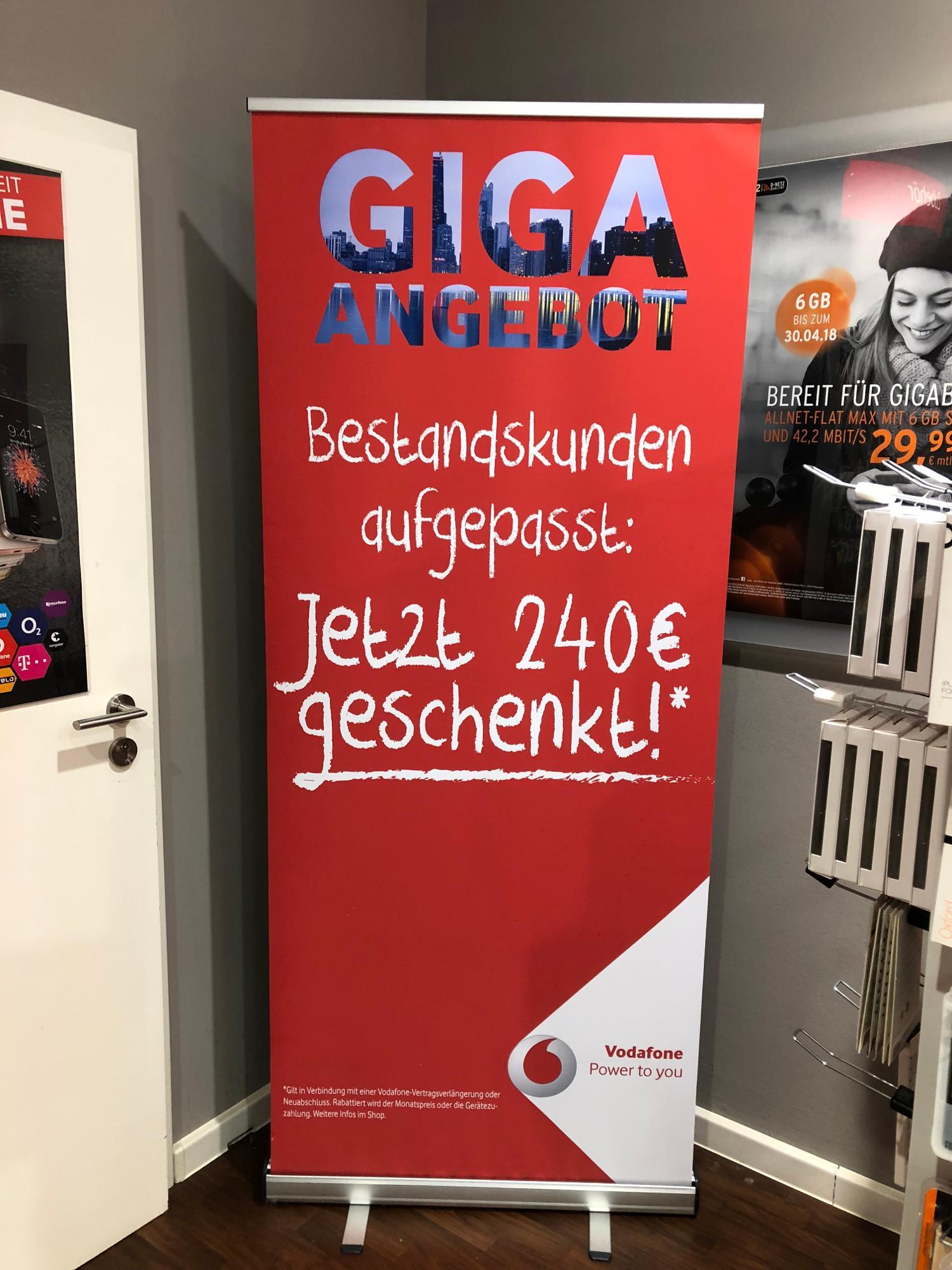 Vodafone Shop FEXCOM Merseburg