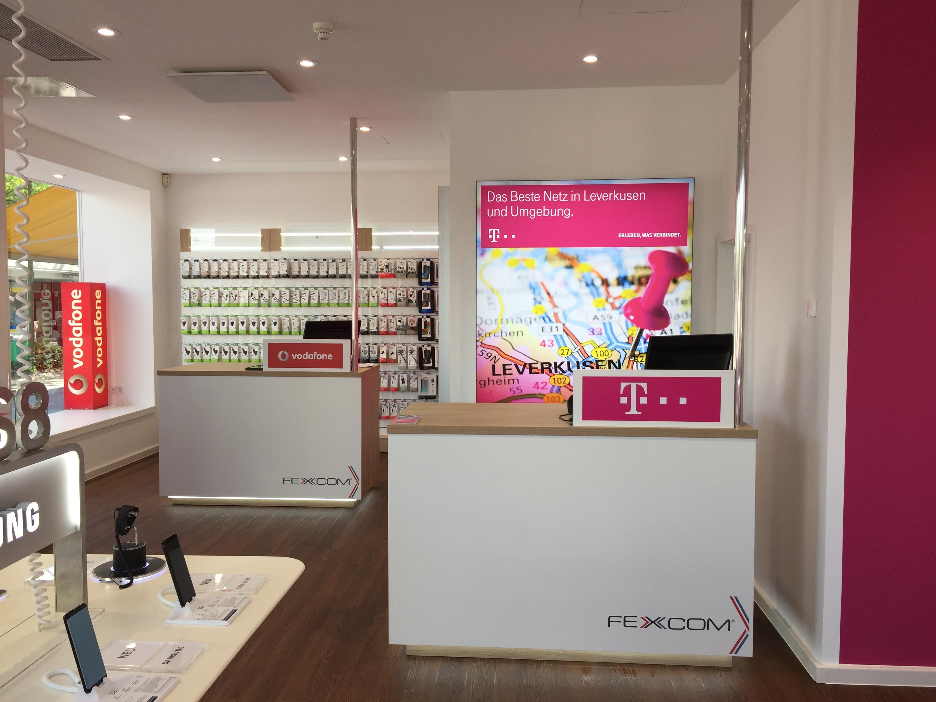 Mobilfunkshop FEXCOM Leverkusen