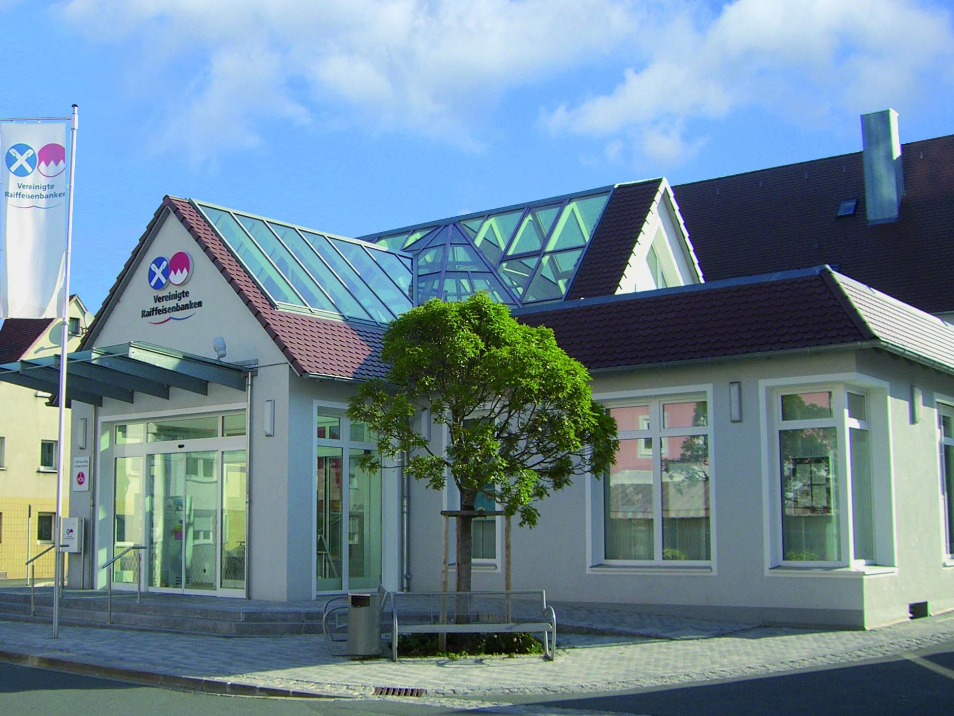 Vereinigte Raiffeisenbanken - Immobilien