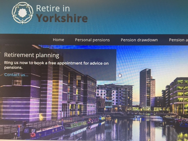 Retire in Yorkshire