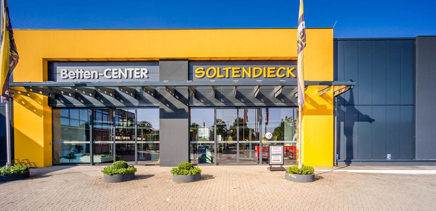 Betten-Center Soltendieck GmbH, Schulenburger Landstraße in Hannover