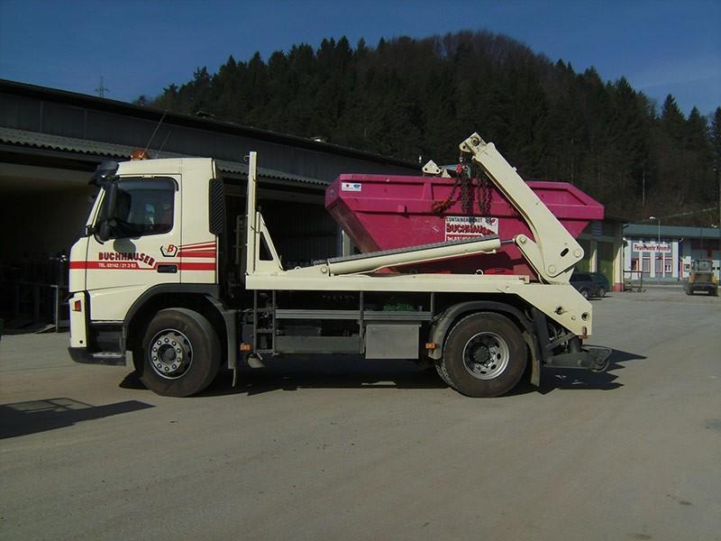 Buchhauser GmbH - Containerdienst
