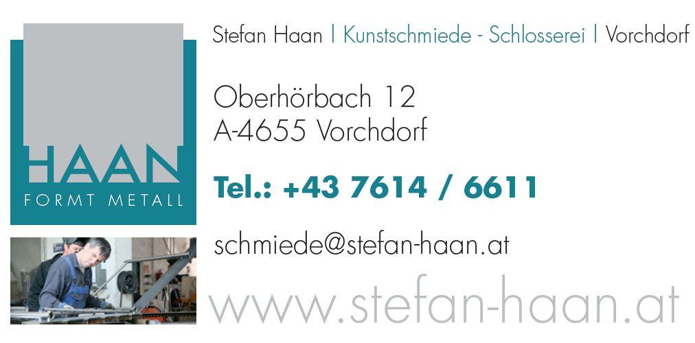 Stefan Haan - Kunstschmiede Schlosserei