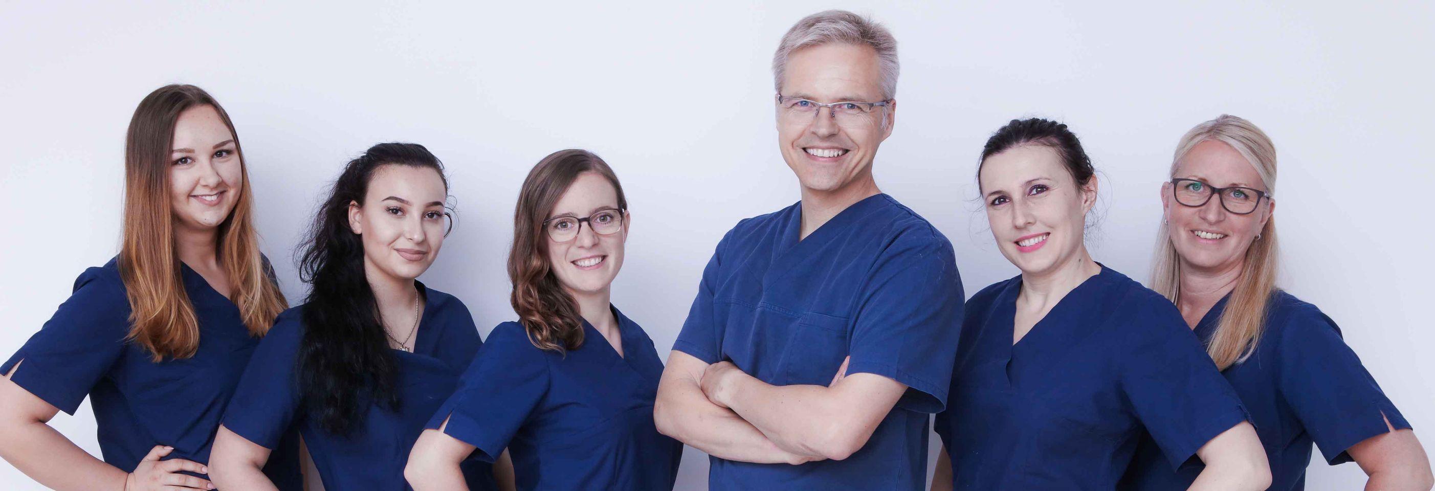 Dr. med. dent. Ulrich Saerbeck
