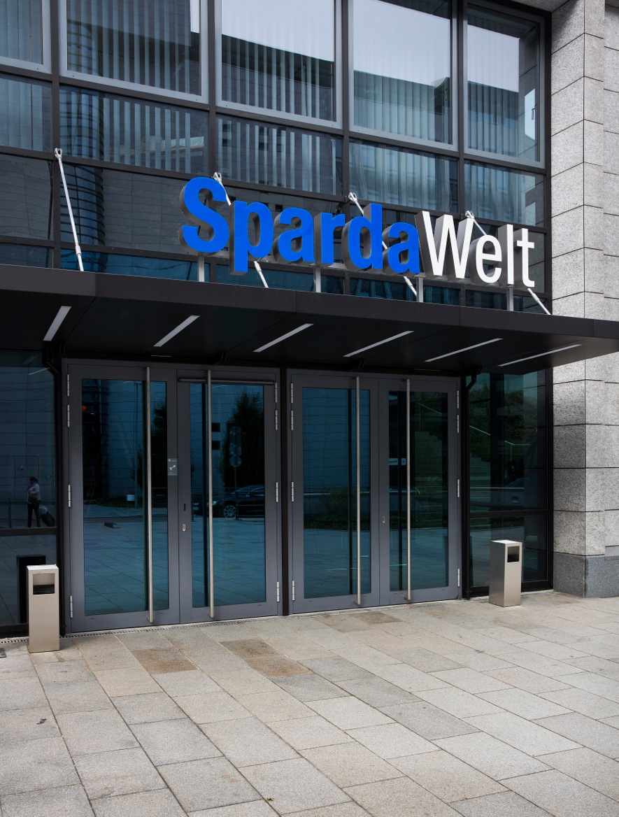 SpardaWelt Eventcenter