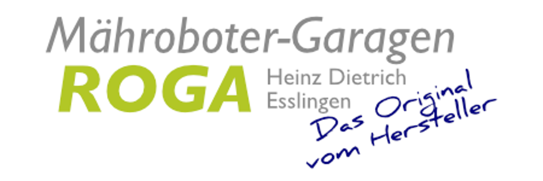 Bild zu Dietrich ROGA - Mähroboter-Garagen in Esslingen am Neckar