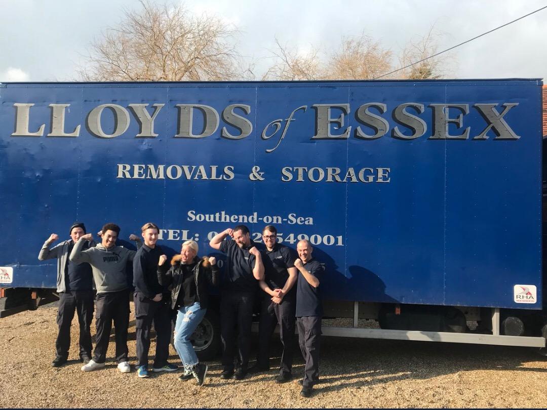 Lloyds Of Essex Removals