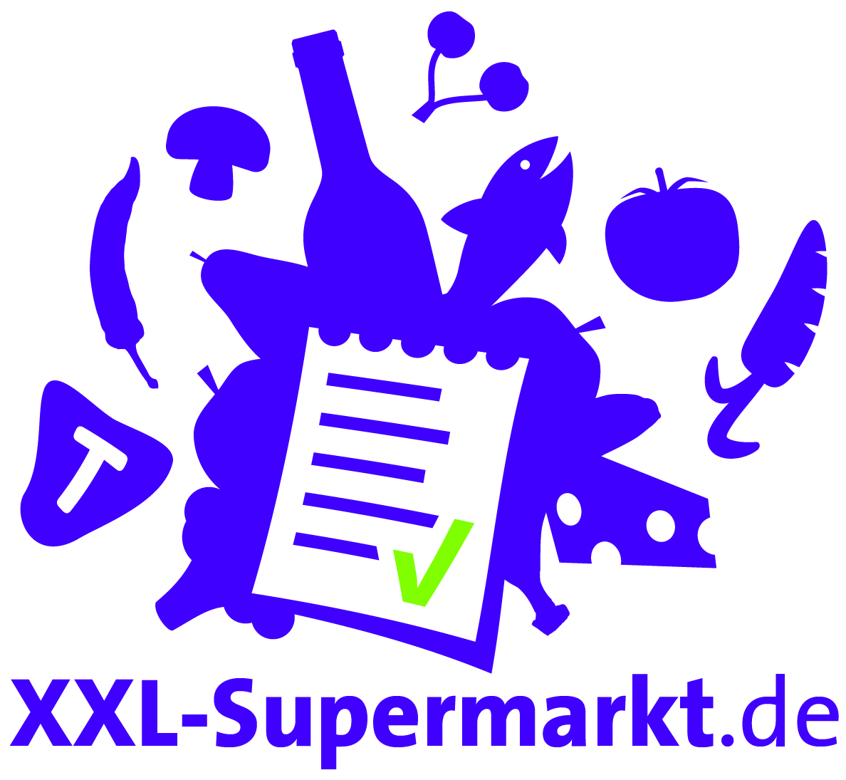XXL-Supermarkt