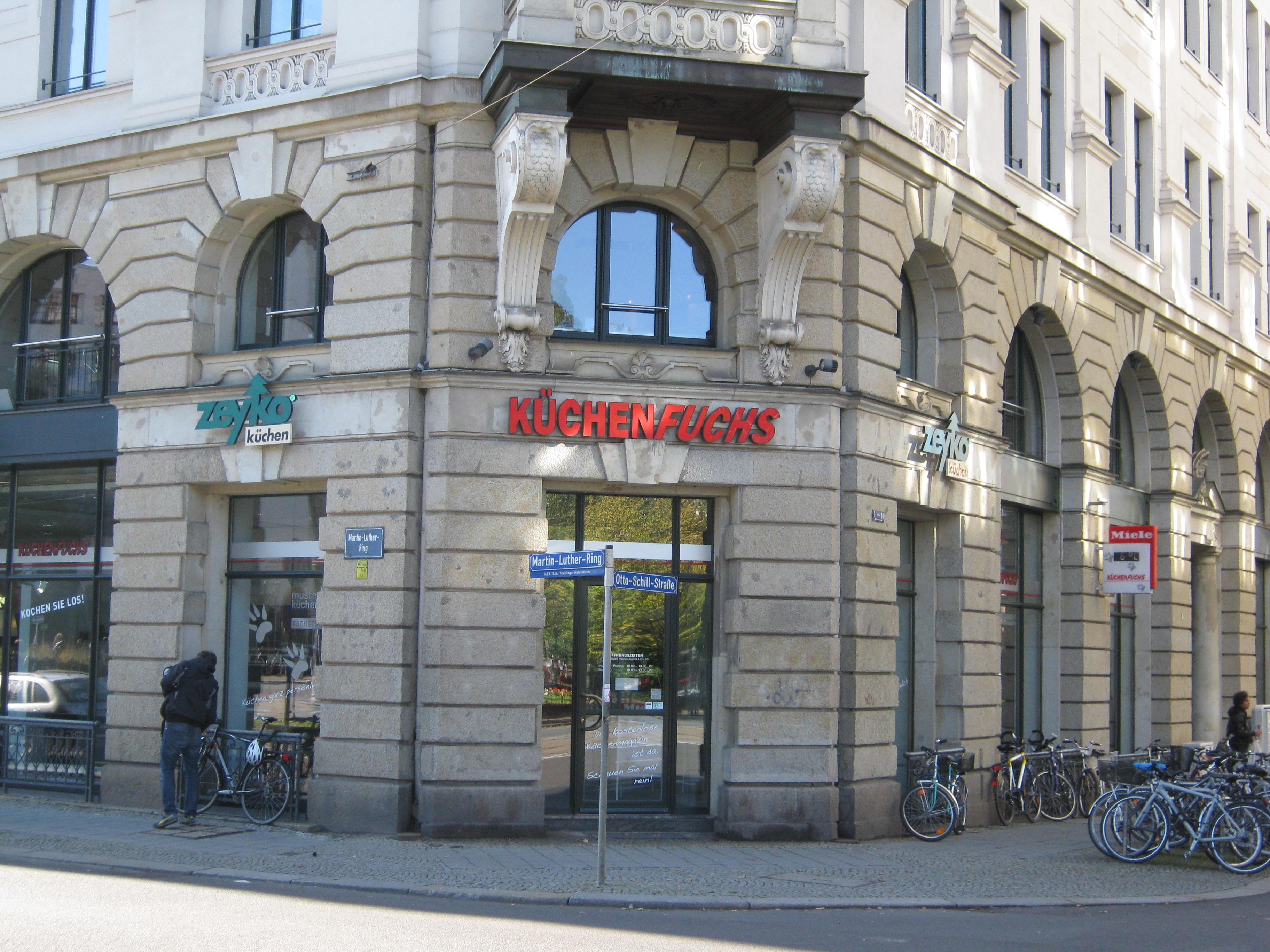 Küchen in Leipzig kuechenstudio